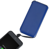 View Image 5 of 8 of Power Bank with Duo Charging Cable - 10,000 mAh