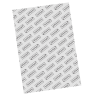 View Extra Image 1 of 1 of TaskRight 6 inches x 4 inches Notepad - 25 Sheet