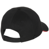 View Image 3 of 4 of Heavyweight Cotton Twill Cap with Face Mask Buttons