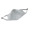 View Image 4 of 5 of Comfy 2-Ply Face Mask with Lanyard - Youth