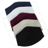 View Image 4 of 5 of Brushed Cotton Twill Face Mask - Full Color