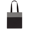 View Extra Image 1 of 5 of Polka Dot Accent Tote - Closeout