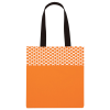 View Extra Image 2 of 5 of Polka Dot Accent Tote - Closeout
