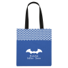 View Extra Image 3 of 5 of Polka Dot Accent Tote - Closeout