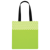 View Extra Image 5 of 5 of Polka Dot Accent Tote - Closeout