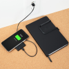 View Extra Image 1 of 7 of Xenon Journal Book with Charging Pad