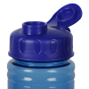 View Extra Image 3 of 4 of Recycled Breaker Bottle with Flip Lid - 16 oz.
