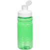 View Extra Image 1 of 3 of Dispenser Bottle with Flip Top Lid - 20 oz.