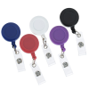 View Extra Image 3 of 3 of Zion Domed Retractable Badge Holder with Slip Clip