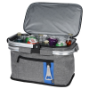 View Image 4 of 7 of Koozie® Collapsible Picnic Basket