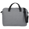 """View Image 2 of 2 of Graphite Dome 15"""" Laptop Brief Bag"""
