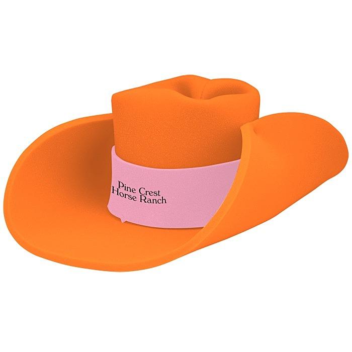 4imprint.ca  Foam 50 Gallon Cowboy Hat C134379 921f25ea761