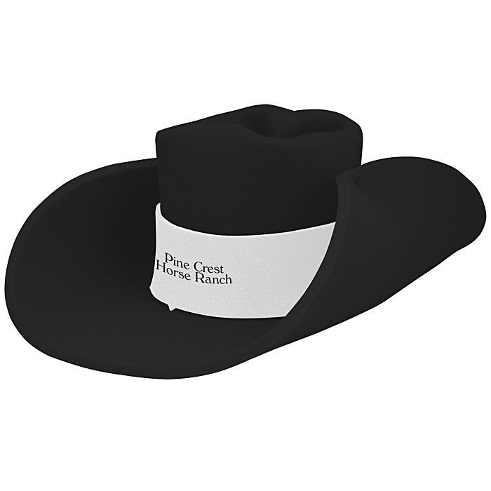 1bccae9a598 4imprint.ca  Foam 50 Gallon Cowboy Hat C134379