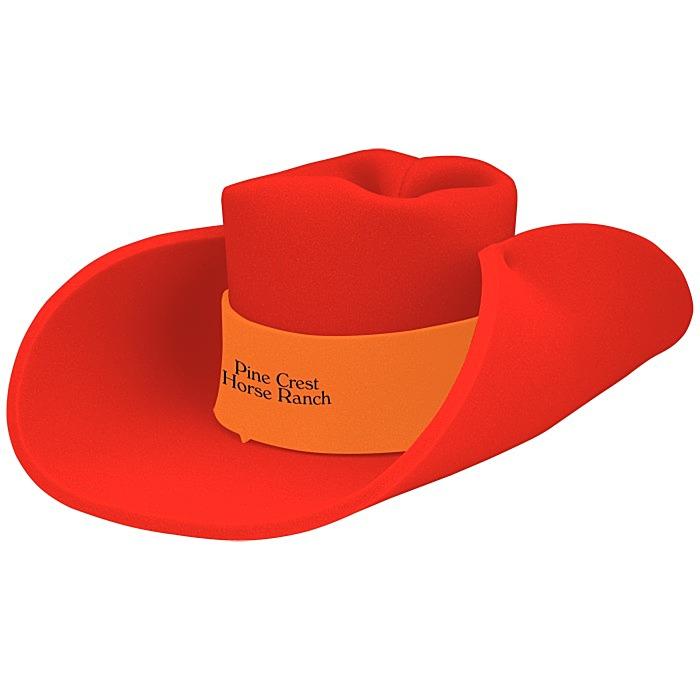4imprint.ca  Foam 50 Gallon Cowboy Hat C134379 96f8324fa9c