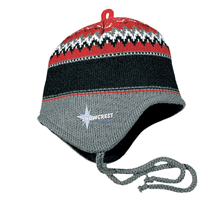 4imprint ca  heavyweight helmet toque - chevron