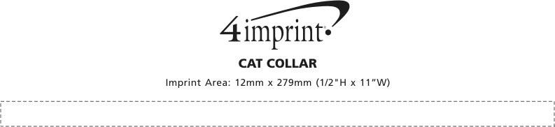 Imprint Area of Cat Collar