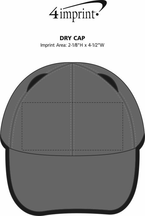 Imprint Area of Dry Cap