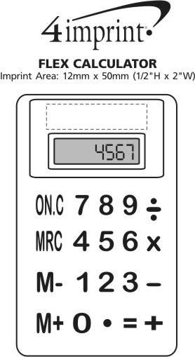 Imprint Area of Flex Calculator