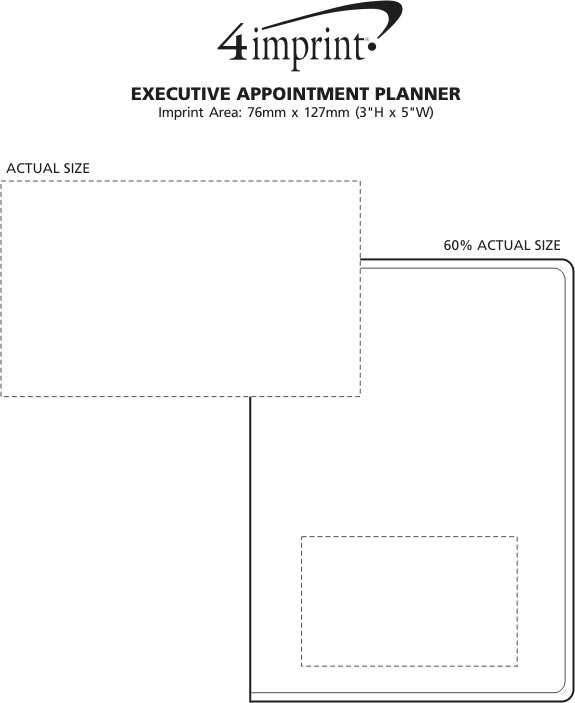 Imprint Area of Executive Appointment Planner
