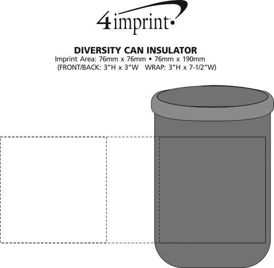 Imprint Area of Diversity Can Insulator