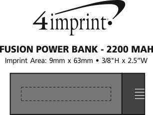 Imprint Area of Fusion Power Bank