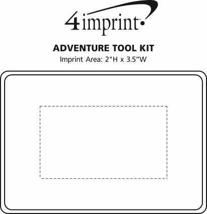 Imprint Area of Adventure Tool Kit