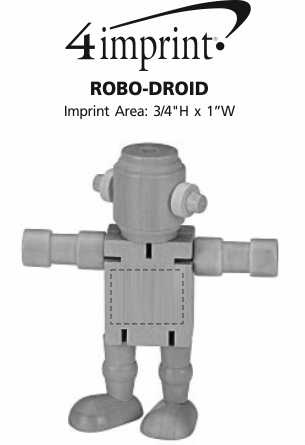 Imprint Area of Robo-Droid