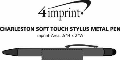 Imprint Area of Pilot Precise Gel Rollerball Pen