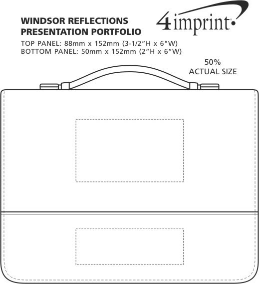 Imprint Area of Windsor Reflections Presentation Portfolio