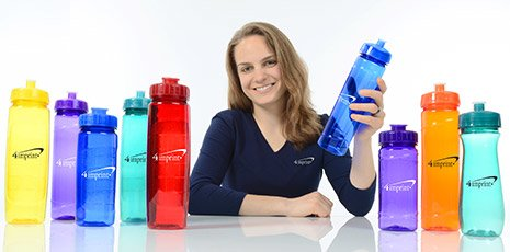 4imprint reFresh brand drinkware