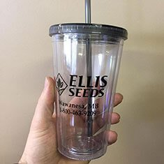 Customer photo of the Double Wall Tumbler