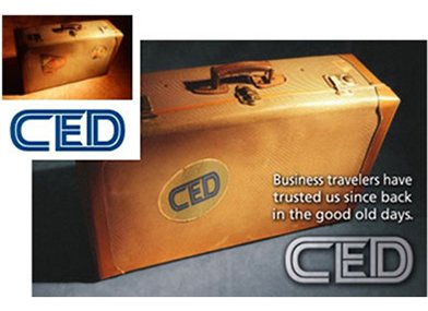 CED Suitcase Alterations