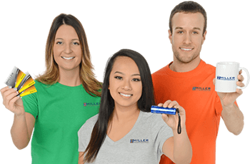 4imprint Employees with Promotional Products