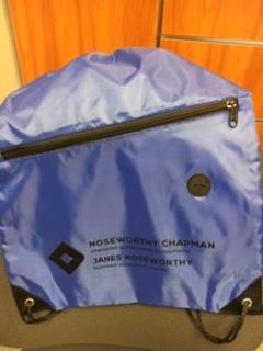 Customer image from Leeann of our Harmony Sportpack